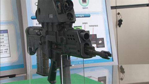 S. Korea to Resume K-11 Assault Rifle Delivery