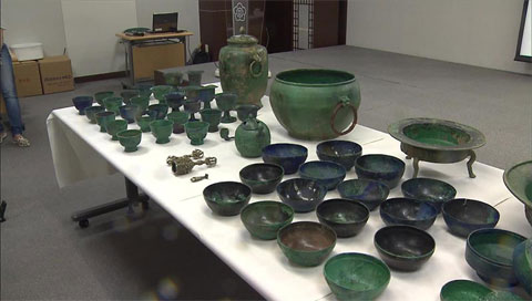 Goryeo Buddhist Relics Found in Seoul