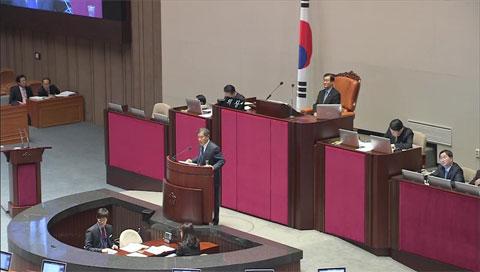 Pemimpin Fraksi Saenuri temui keluarga korban Sewol