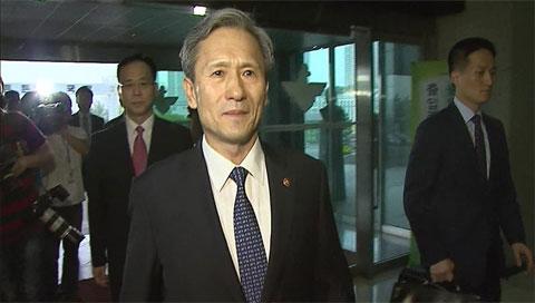 Kim Kwan-jin akan kunjungi AS setelah Chuseok