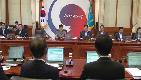 朴总统:围绕《世越号特别法》的争论已本末倒置