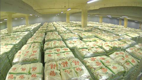 Zollsatz für Import-Reis nach Marktöffnung soll 513 Prozent betragen