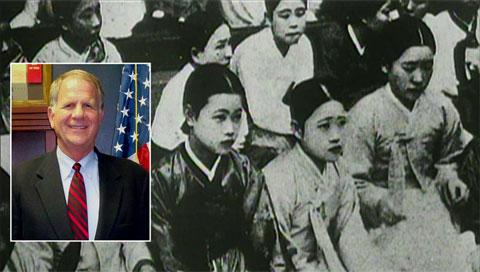 Un político de EEUU exige a Japón reconocer la esclavitud sexual impuesta en el pasado