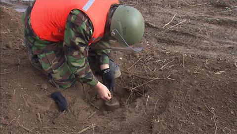 Corea será el único país donde EEUU mantendrá las minas antipersona