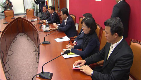 Parliamentary Inspection of Gov't Offices Focuses on Recent Accidents