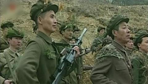 Đĩa phim Hàn Quốc thâm nhập làm lỏng lẻo kỷ cương quân đội Bắc Triều Tiên