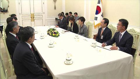 Yachi usulkan pertemuan tingkat tinggi antara Seoul-Tokyo