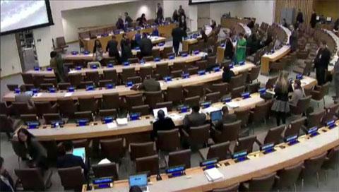 联合国大会对外公开北韩人权决议草案
