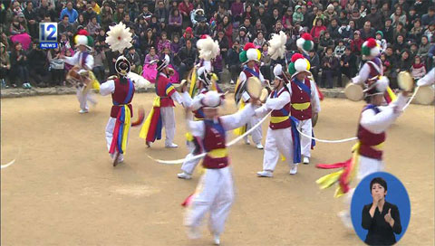Nongak Likely to be Added to UNESCO List