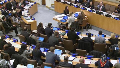 北韩:反对联合国北韩人权决议案 将加强战争威慑力