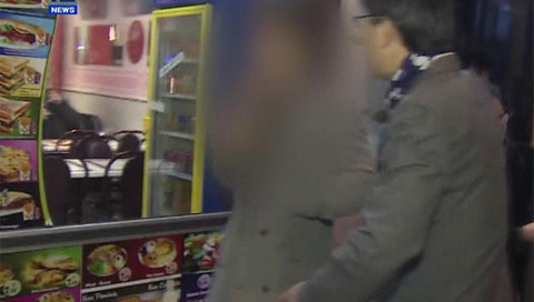 Las autoridades norcoreanas intentan raptar a un joven universitario en París