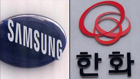 Samsung venderá a Hanhwa 4 de sus filiales