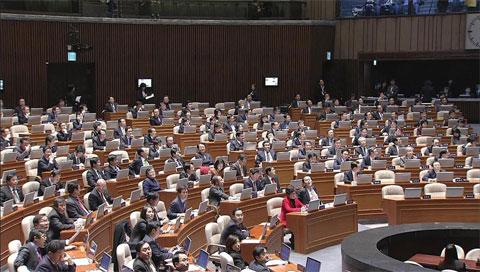 Comienzan las interpelaciones extraordinarias de la Asamblea Nacional