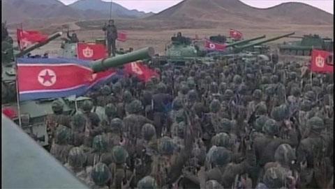 Revelan la existencia de una 'guía de propaganda' creada por Corea del Norte