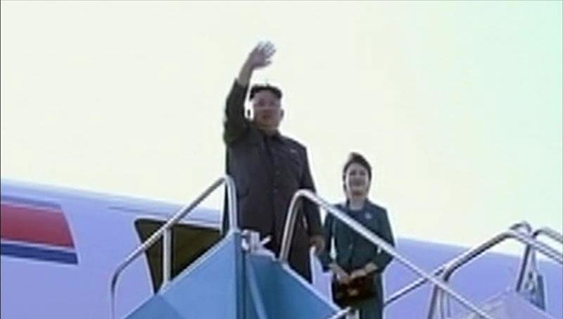 Kim Jong Un podría visitar Moscú en mayo