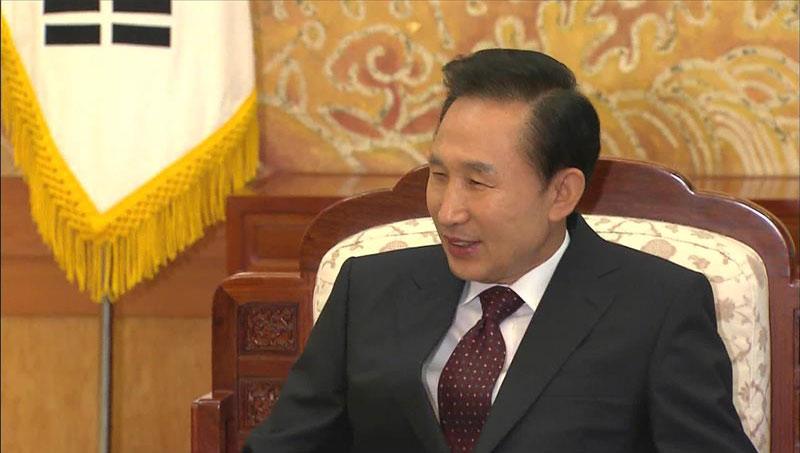 Lee Myung Bak: Korut minta 1 juta dolar sebagai imbalan KTT