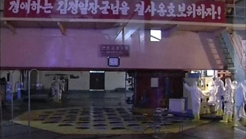 38 North: Korea Utara tampak menyalakan reaktor 5 MW