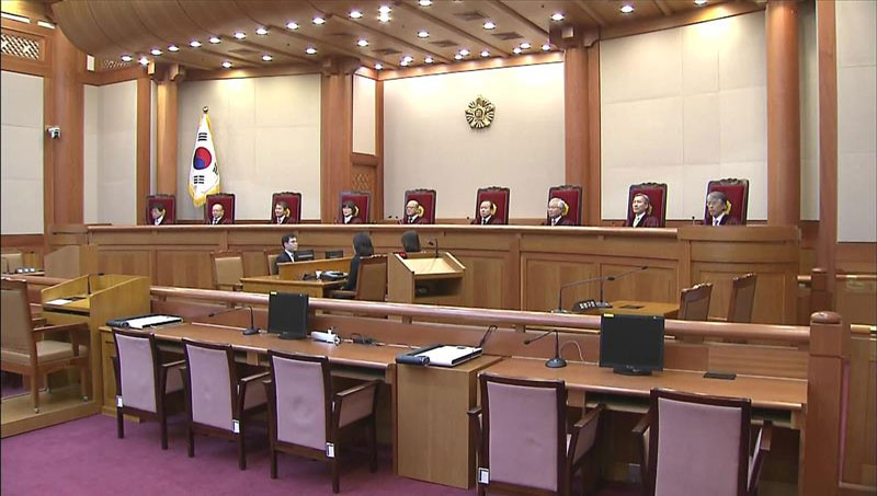 「姦通罪」  憲法裁判所が違憲決定