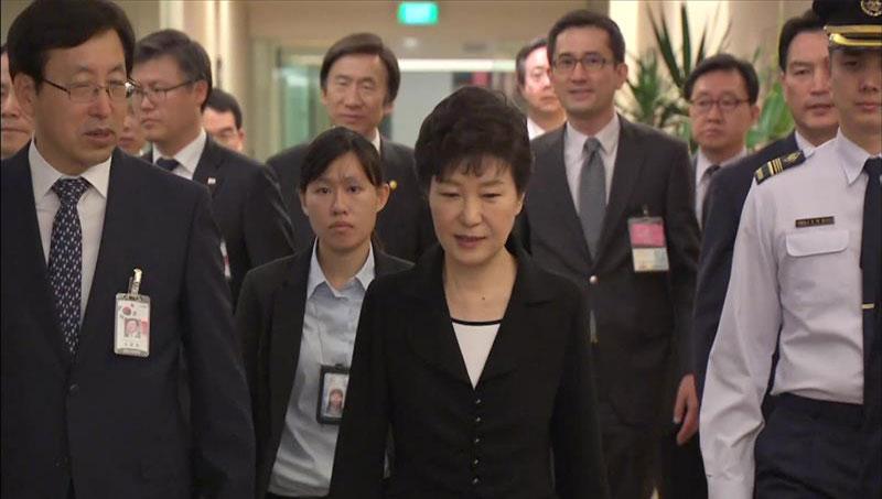 Park dan Abe bahas hubungan Korsel, Cina, dan Jepang