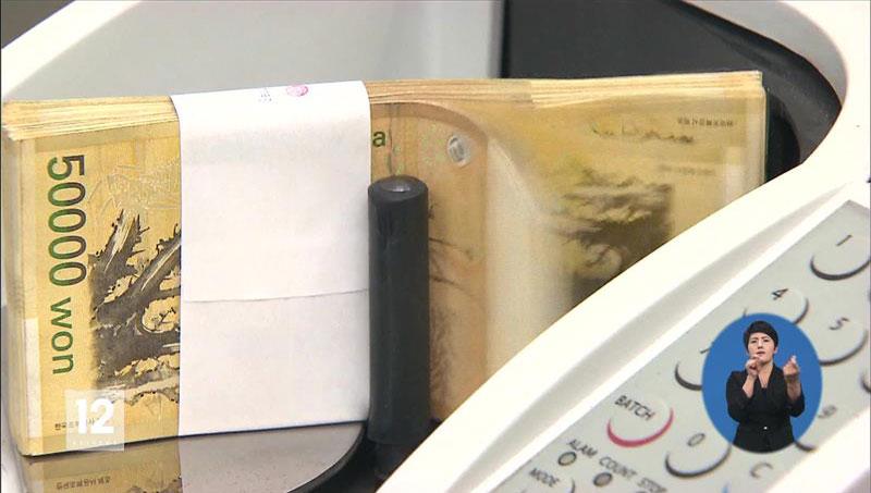 Household Debt Surpasses 1.1 Quadrillion Won