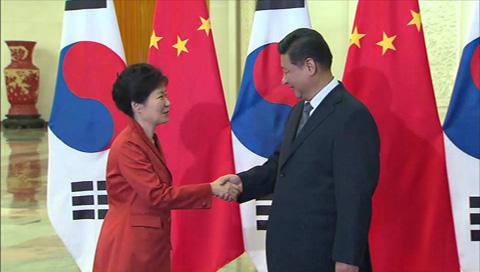 Tổng thống Park Geun-hye sẽ dự lễ duyệt binh 3/9 tại Trung Quốc