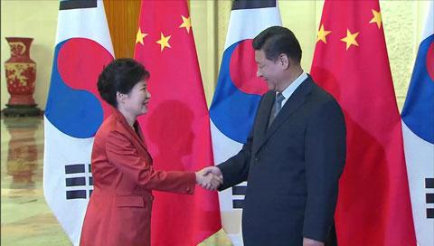 Park Geun Hye tratará con China la pronta entrada en vigor del TLC