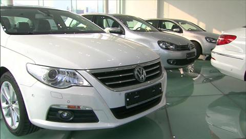 Volkswagen отзовет часть автомобилей в РК