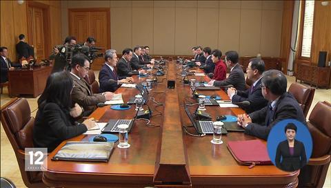 朴大統領 北韓のミサイル発射予告を非難