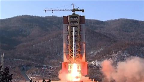 TV Korut Merilis Film Dokumenter Terkait Peluncuran Roket