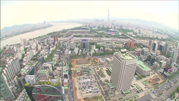 首尔拟在永东大道地下构筑东南地区交通商业枢纽