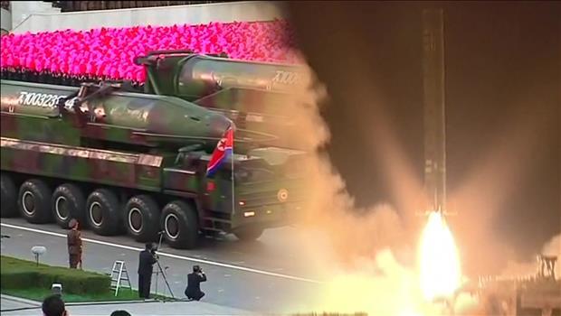 El Ejército surcoreano califica de fracaso el lanzamiento balístico de Corea del Norte