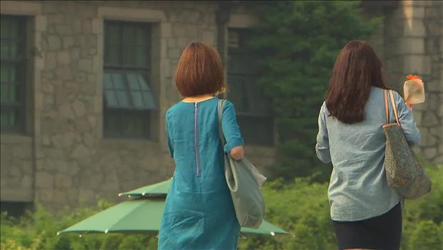 Südkoreanerinnen werden am drittlängsten in der Welt leben