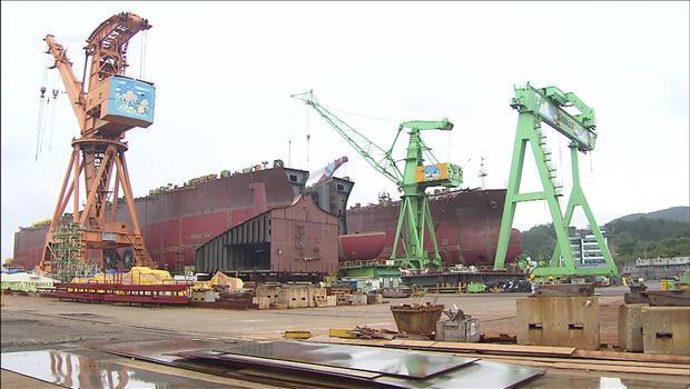特別雇用支援業種の指定 造船大手3社を除外