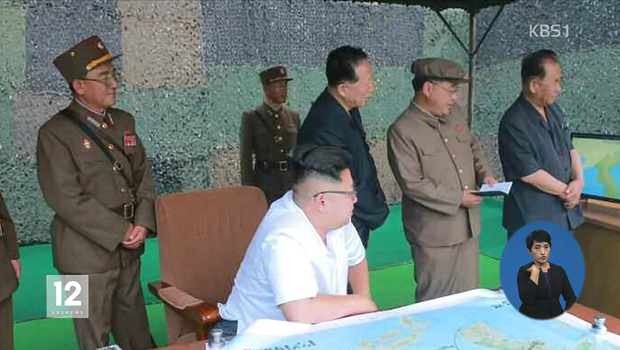 北韓 韓国の港などの打撃を想定してミサイル発射