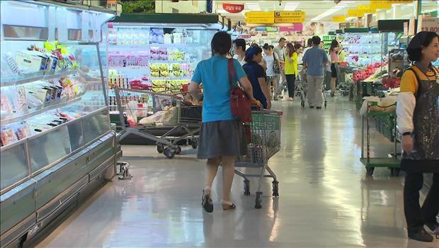 7月韩国消费者心理指数近3个月来最高