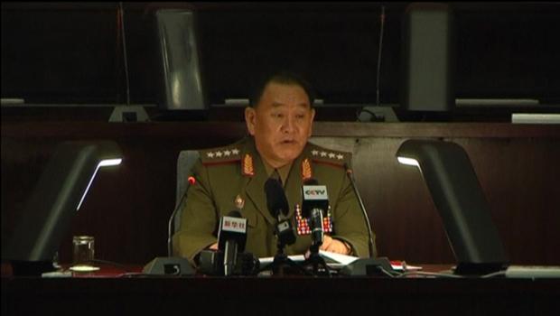 Nordkoreas Vizepremier nach Kenntnissen der südkoreanischen Regierung hingerichtet