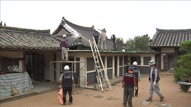 地震の慶州 特別災害地域指定検討へ