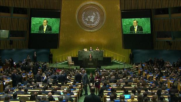 UN Ban Slams N. Korea to Meet Obligations