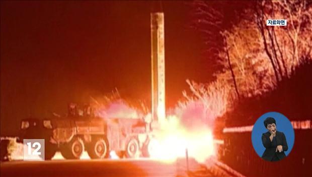 """北韩发射一枚疑似""""舞水端""""导弹 以失败告终"""