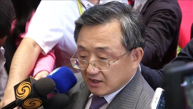 نائب وزير الخارجية الصيني يزور كوريا الشمالية
