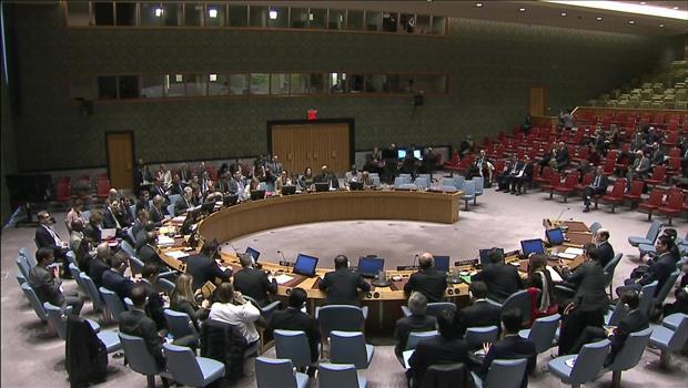 安保理 対北韓制裁決議を全会一致で採択