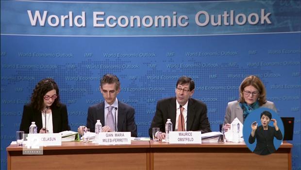 IMF将韩国今年经济增长率预期下调至3%以下