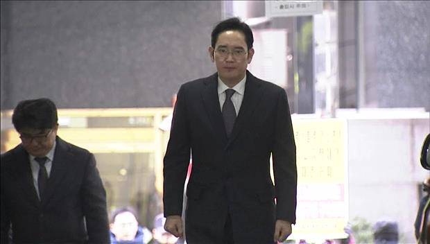 Court Rejects Arrest Warrant Request for Samsung Heir