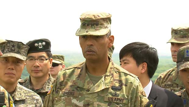 USFK Chief: N. Korea's Use of Nukes Would be Met with Effective, Overwhelming Response