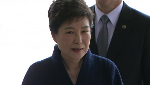 La Fiscalía solicita orden de arresto contra la ex presidenta Park Geun Hye