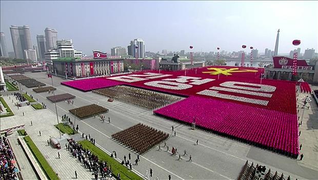 北韓軍創建85周年 緊張高まる