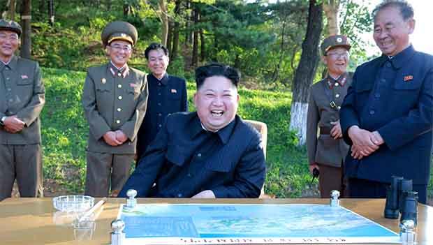 「北極星2型」  金正恩労働党委員長が実戦配備を指示