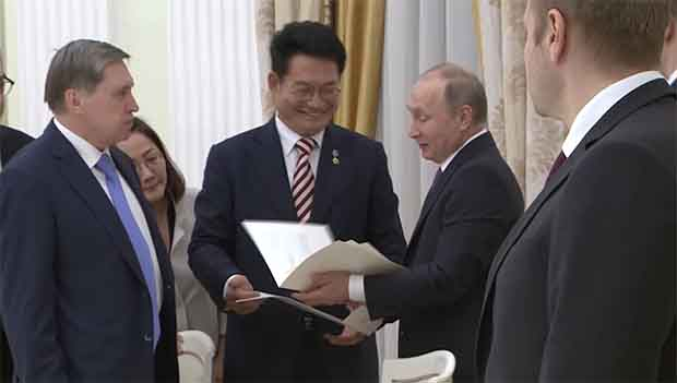Putin Willing to Send Special Envoy to Pyongyang