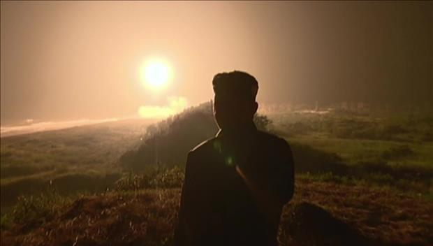 Corea del Norte realiza otro ensayo balístico