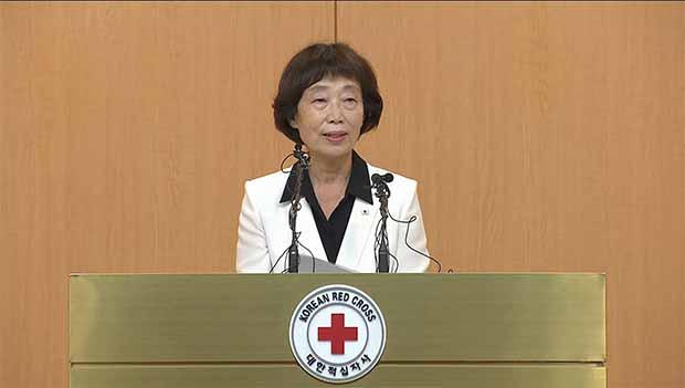 軍事・赤十字会談 韓国政府が提案